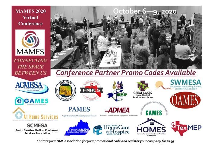 MAMES Virtual Conference Collaboration